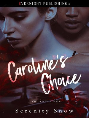 cover image of Caroline's Choice