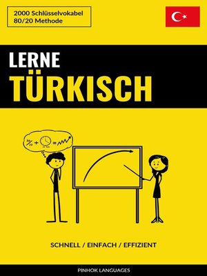cover image of Lerne Türkisch