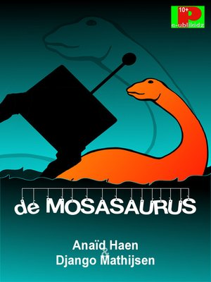 cover image of De mosasaurus