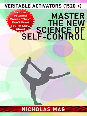 cover image of Master the New Science of Self-control