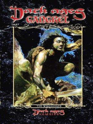 cover image of Dark Ages Clan Novel Gangrel