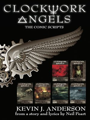 cover image of Clockwork Angels