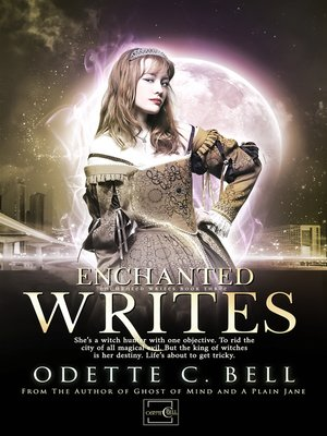 cover image of The Enchanted Writes Book Three