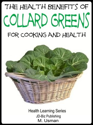 cover image of Health Benefits of Collard Greens