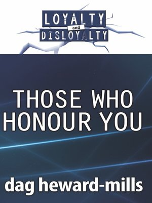 cover image of Those Who Honour You