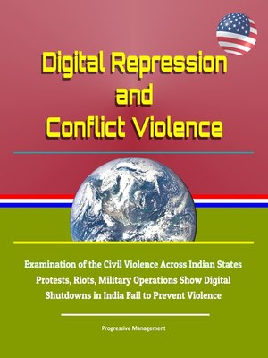 cover image of Digital Repression and Conflict Violence