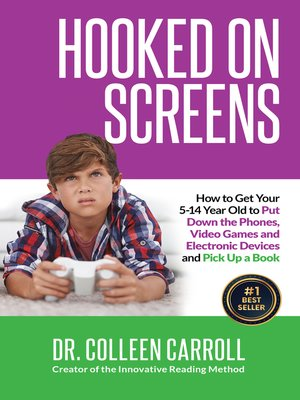 cover image of Hooked on Screens