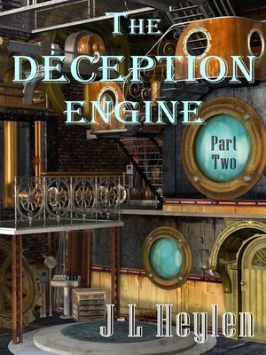 cover image of The Deception Engine