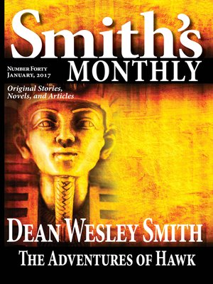 cover image of Smith's Monthly #40