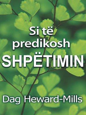 cover image of Si të predikosh shpëtimin