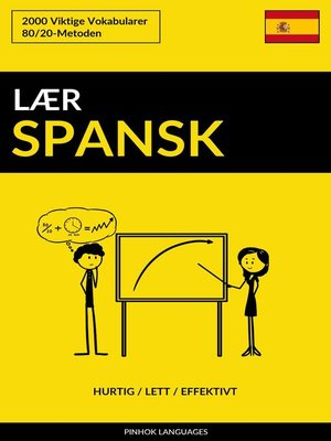 cover image of Lær Spansk
