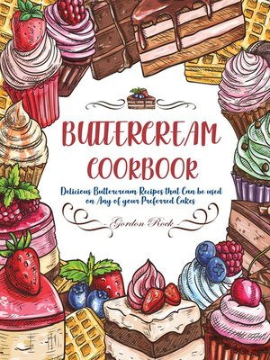cover image of Buttercream Cookbook
