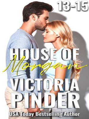 cover image of House of Morgan 13-15