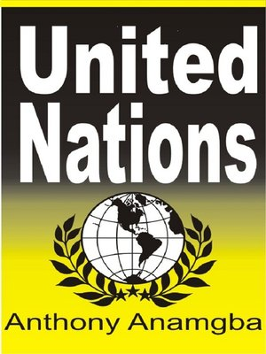 cover image of United Nations