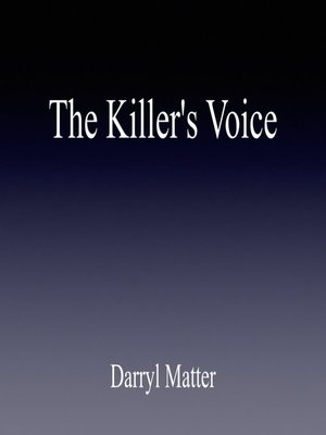 cover image of The Killer's Voice