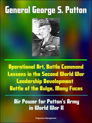 cover image of General George S. Patton