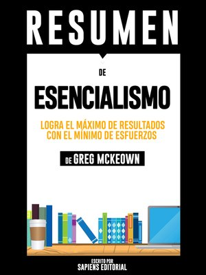 cover image of Esencialismo