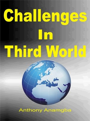 cover image of Challenges in Third World