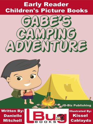 cover image of Gabe's Camping Adventure