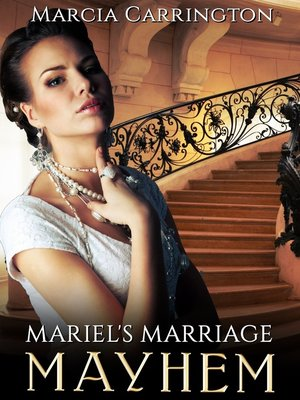 cover image of Mariel's Marriage Mayhem