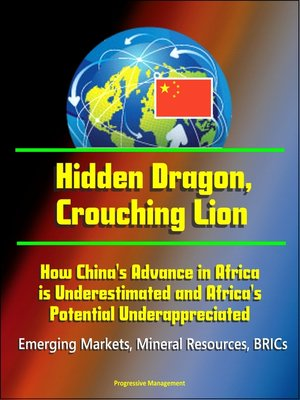 cover image of Hidden Dragon, Crouching Lion