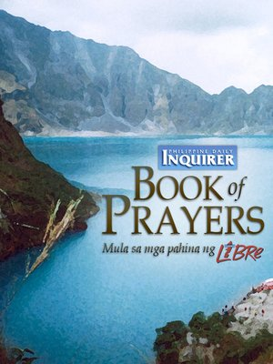 cover image of Inquirer Book of Prayers, mula sa mga pahina ng Inquirer Libre