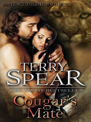 cover image of Cougar's Mate