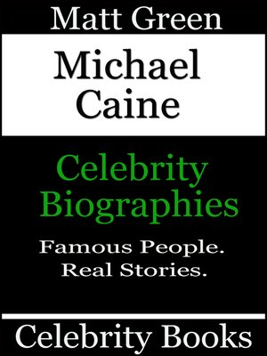 cover image of Michael Caine