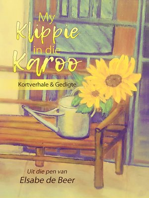 cover image of My Klippie in die Karoo