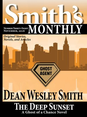 cover image of Smith's Monthly #38