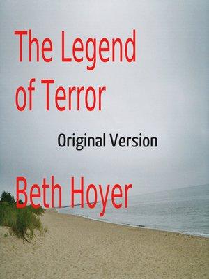 cover image of The Legend of Terror. Original Version
