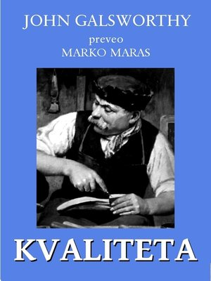 cover image of Kvaliteta
