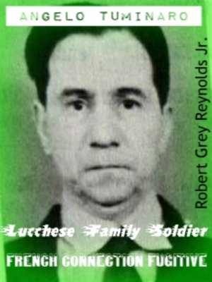 cover image of Angelo Tuminaro Lucchese Family Soldier French Connection Figure