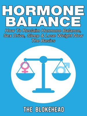 cover image of Hormone Balance How to Reclaim Hormone Balance, Sex Drive, Sleep & Lose Weight Now
