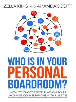 cover image of Who Is In Your Personal Boardroom? How to Choose People, Assign Roles and Have Conversations With Purpose
