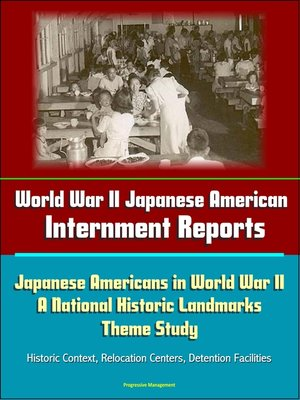 cover image of World War II Japanese American Internment Reports