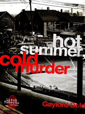 cover image of Hot Summer, Cold Murder