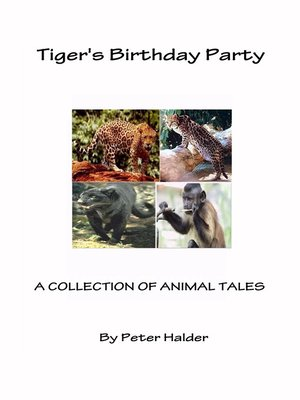 cover image of Tiger's Birthday Party