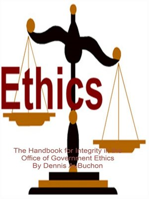 cover image of Understanding the Function of the Office of Government Ethics