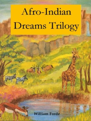 cover image of Afro-Indian Dreams Trilogy