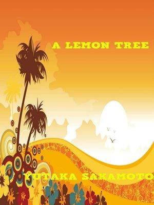cover image of A Lemon Tree