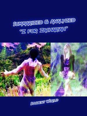 cover image of Summarized & Analyzed