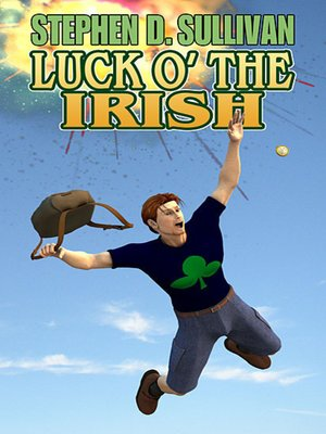 cover image of Luck o' the Irish