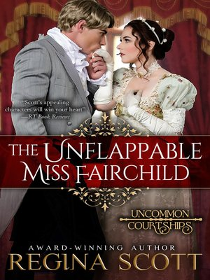 cover image of The Unflappable Miss Fairchild