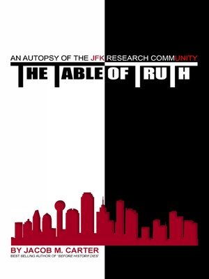 cover image of The Table of Truth