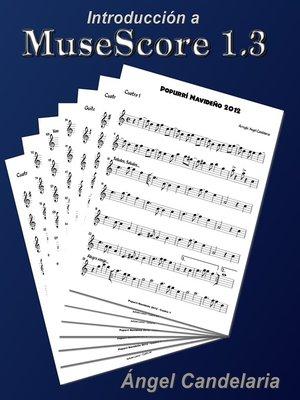 cover image of Introducción a MuseScore 1.3