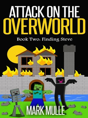 cover image of Attack on the Overworld, Book Two