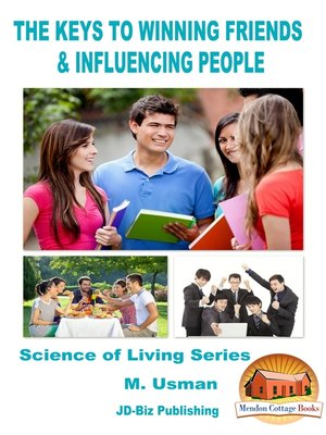 cover image of The Keys to Winning Friends & Influencing People