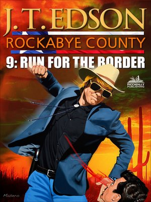 cover image of Rockabye County 9