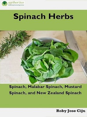 cover image of Spinach Herbs
